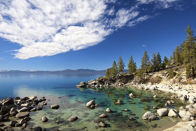 Secret Harbor Cove, Lake Tahoe.