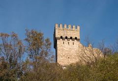 Trapezitsa tower
