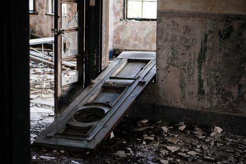 Hotel abandoned of Japan