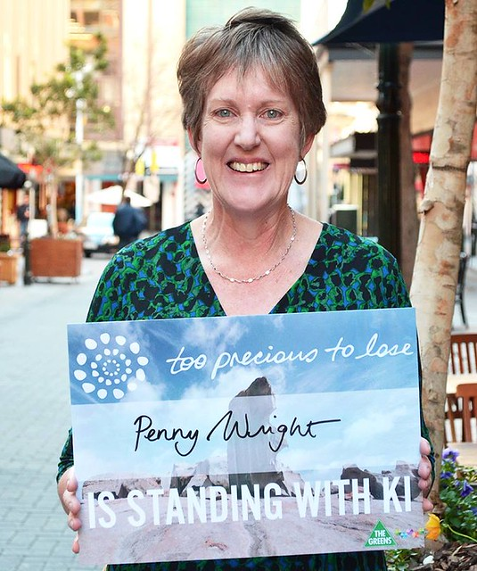 Senator Penny Wright