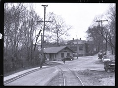 Susquehanna Avenue crossing