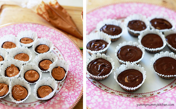 peanut butter cups recipe