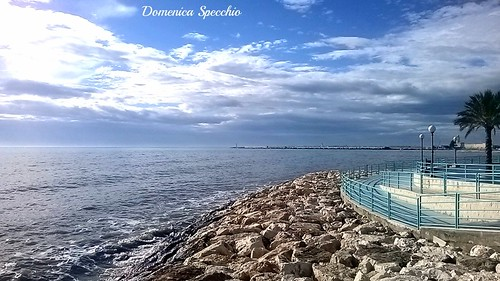 Manfredonia! by Domenica Specchio