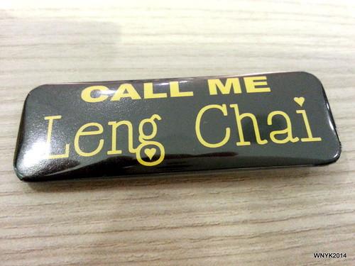 Call Me Leng Chai