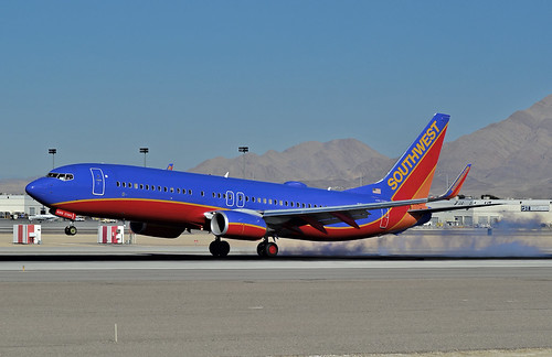 N8305E Southwest Airlines 2012...