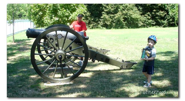 Grant's canon