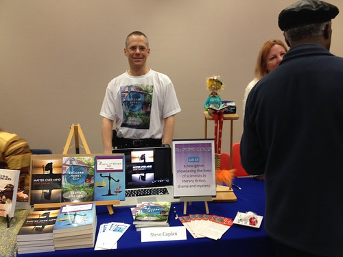 steve OPL book fair