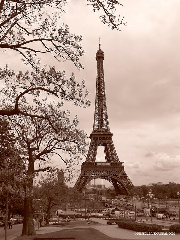 Renedl Eiffelturm 1b