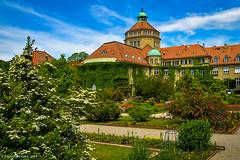 München, Botanischer Garten