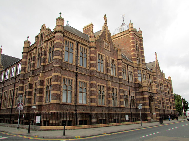 Former Technical College building, Northgate, Darlington