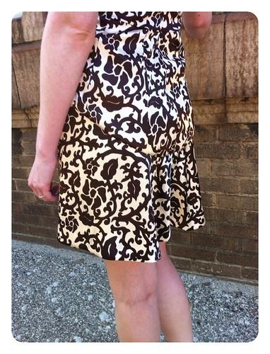 V1161 back skirt
