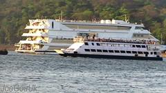Casino boat & Cruising boat