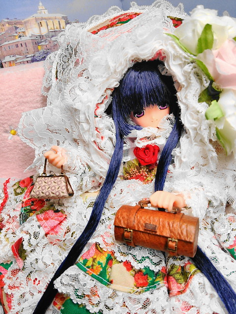 おでかけアウグスタ (-the second anniversary gift for her)