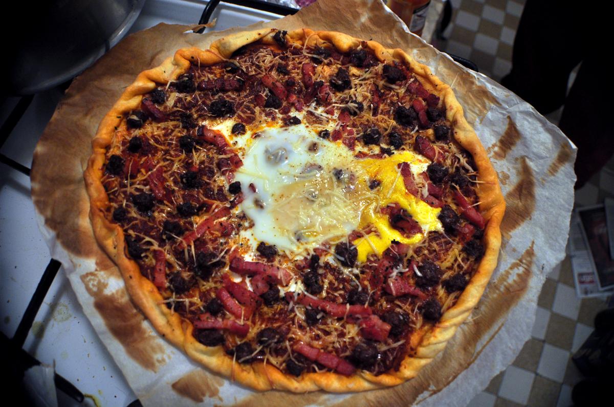 Pizzas Maison 2