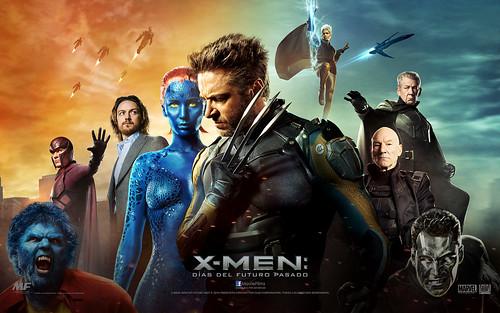 Reseña película: X-Men. Días del futuro pasado