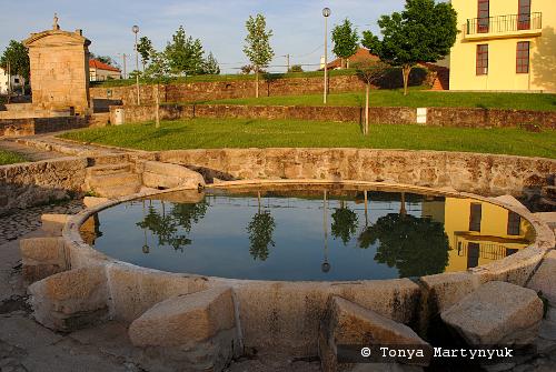 71 - провинция Португалии - маленькие города, посёлки, деревушки округа Каштелу Бранку