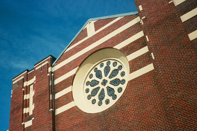First Reformed UCC, Lexington, NC, 2014