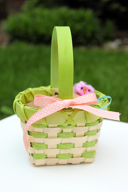 2014 Spring Basket Contest
