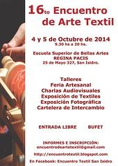 encuentro textil