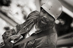 Cody ChesnuTT - Paris Jazz Festival 2014