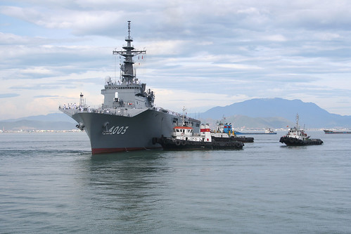 Pacific Partnership 2014 Kicks Off in Vietnam