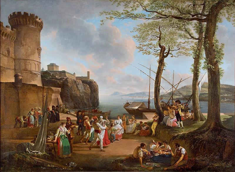 Jacques Sablet - LaTarentelle (c.1799)