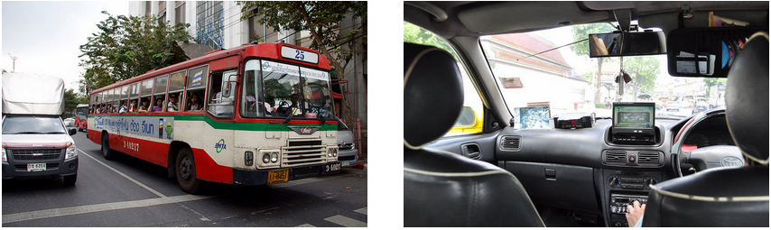 El Taxi es frente al resto de transportes, la opción más cómoda y económica en Bangkok cómo moverse por bangkok - 14425341338 3409205a6f o - Cómo moverse por Bangkok