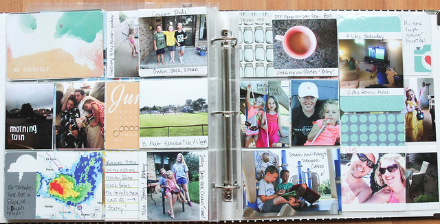 Project Life 2014 | Week 25