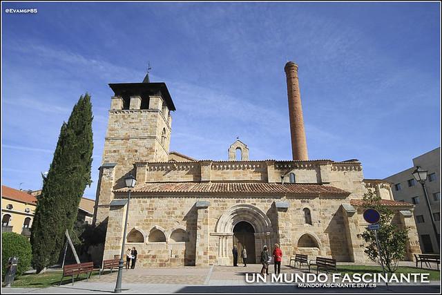 Zamora, Iglesia de Santa María de la Horta