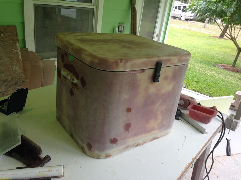 Custom Livewell Cooler The Hull Truth Boating And Fishing Forum