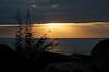 October Sunset on lake Erie
