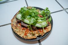 taiwanese scallion pancake beefroll