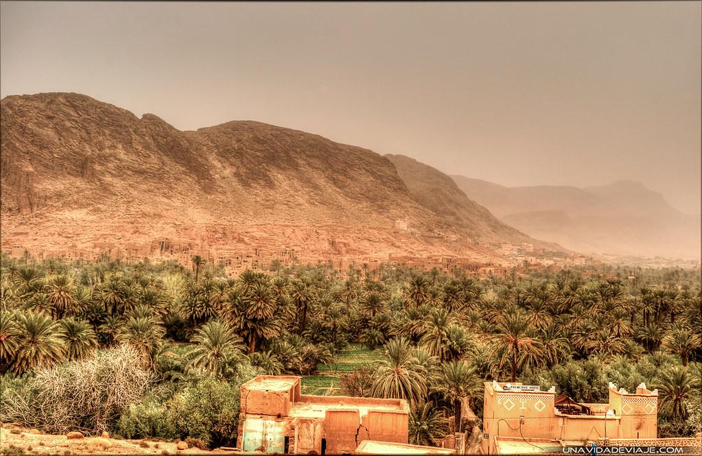 Marruecos Gargantas Todra