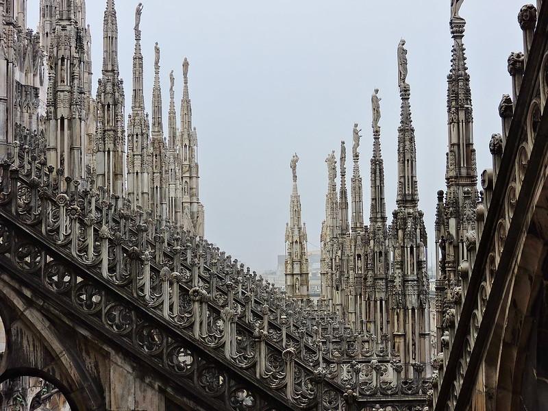 Terrazze del Duomo di Milano - Milan Picture | Milan Informer