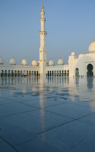 sheikhzayedgrandmosque grandmosque mosque architecture abudhabi uae emirates projectweather muslim islam religion reflection reflex