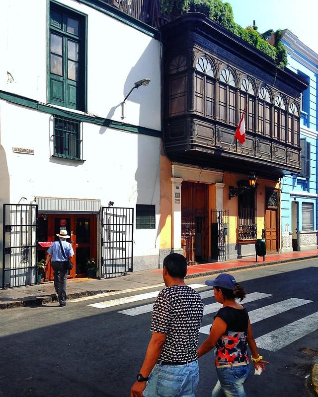 Centro Histórico - Lima, Perú