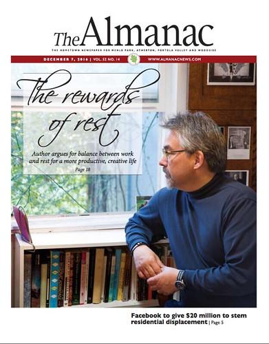 December 7 2016 cover of The Almanac