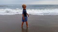 Everett At The Beach