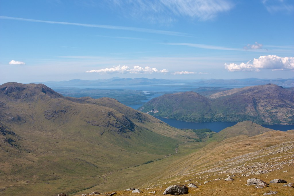 Mull and Loch Etive