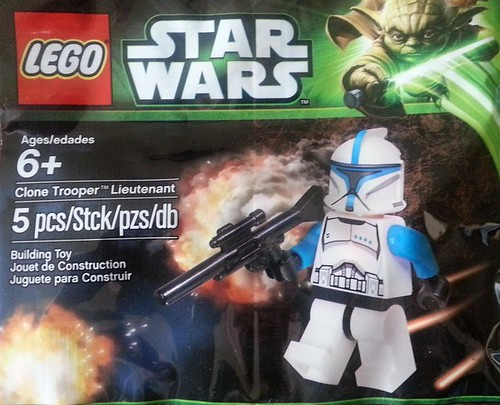 LEGO Star Wars Clone Trooper Lieutenant (5001709)