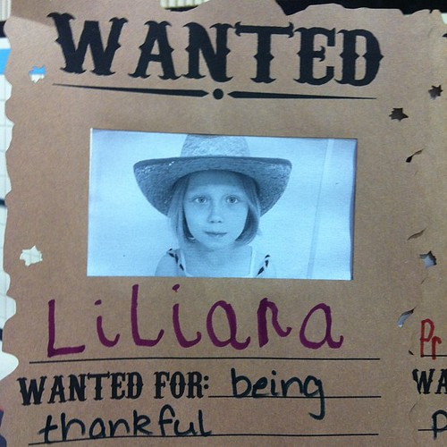 wanted: for being thankful #LilianaGraduates