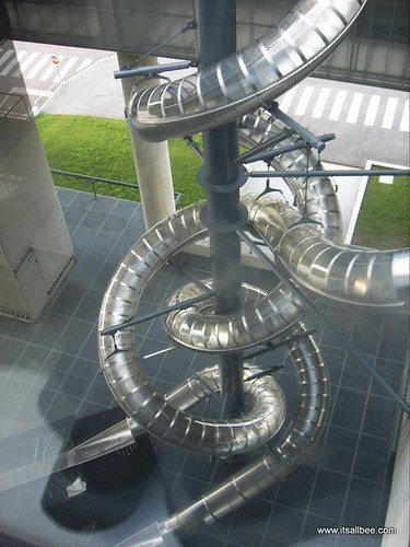 Double Slide by Carsten Höller