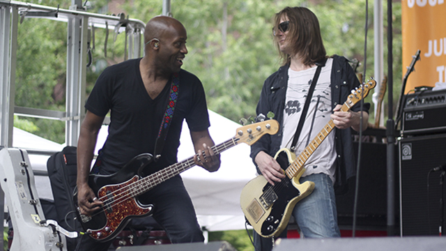 Past Event: Soul Asylum Rocks the Oval!