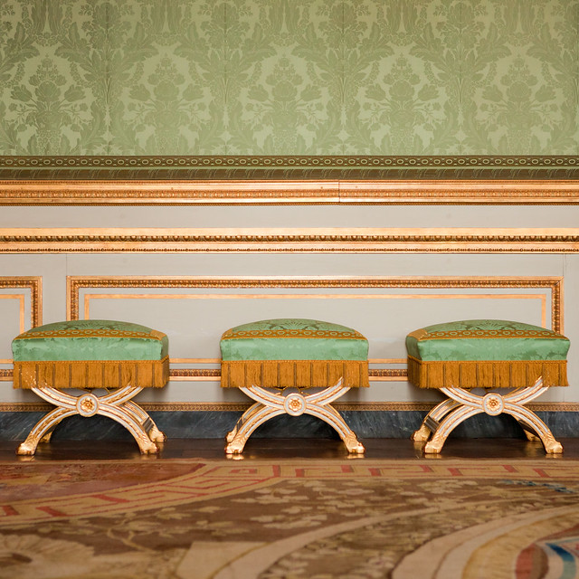 Palace Of Versailles Furniture In The Palace Of Versailles Flickr Photo Sharing