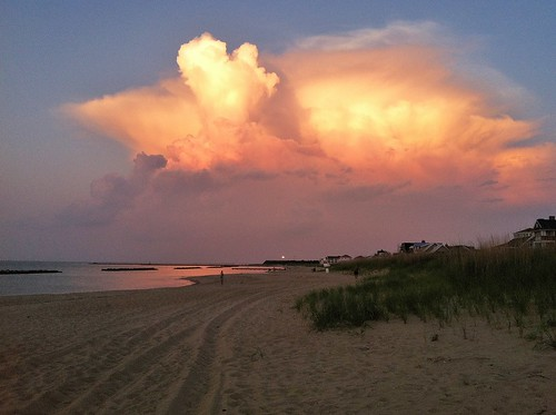 sunset clouds chesapeakebay iphone eastbeachnorfolkvirginia