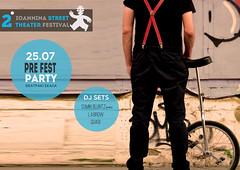 2ο Ioannina Street Theater Festival