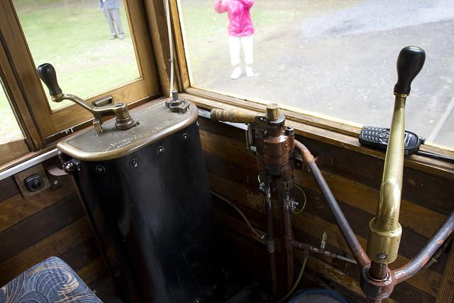 Manx Electoric Railway Car No.9