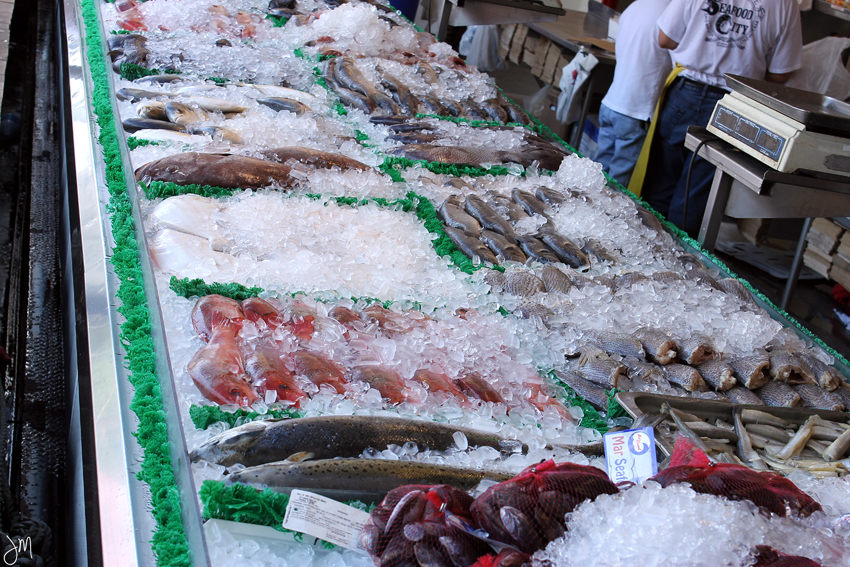Julip made dc faves maine avenue fish market the wharf for Maine avenue fish market