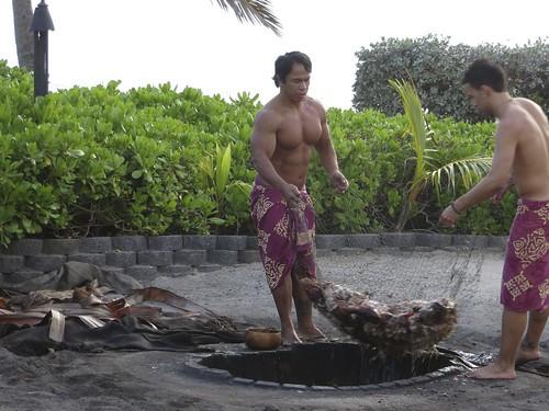 Kalua Pig, Germaine's Luau