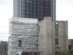 Birmingham Snow Hill Station - dsm core demolition